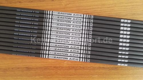 Easton A/C/E Schaft Carbon-Alu